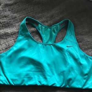 2/$20 Nike Dri-Fit Tea Sports Bra Size XL